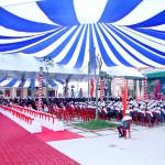 Lễ đón trường chuẩn quốc gia